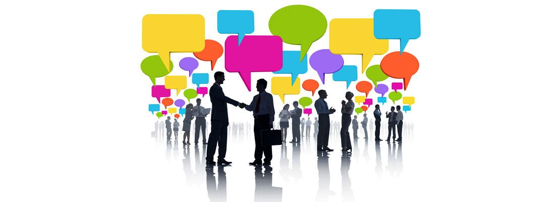 métiers du communication